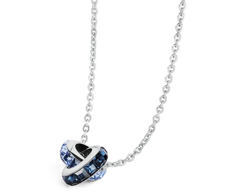 Brosway Oceľový náhrdelník Romeo & Juliet BRJ41