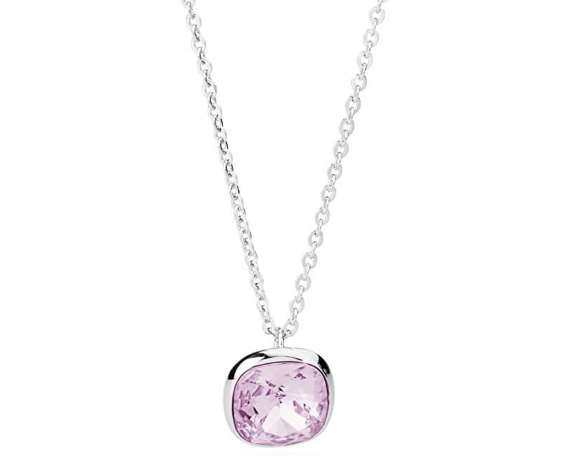1b4edeea9 Brosway Ocelový náhrdelník s krystalem Swarovski N-Tring BTN38 ...