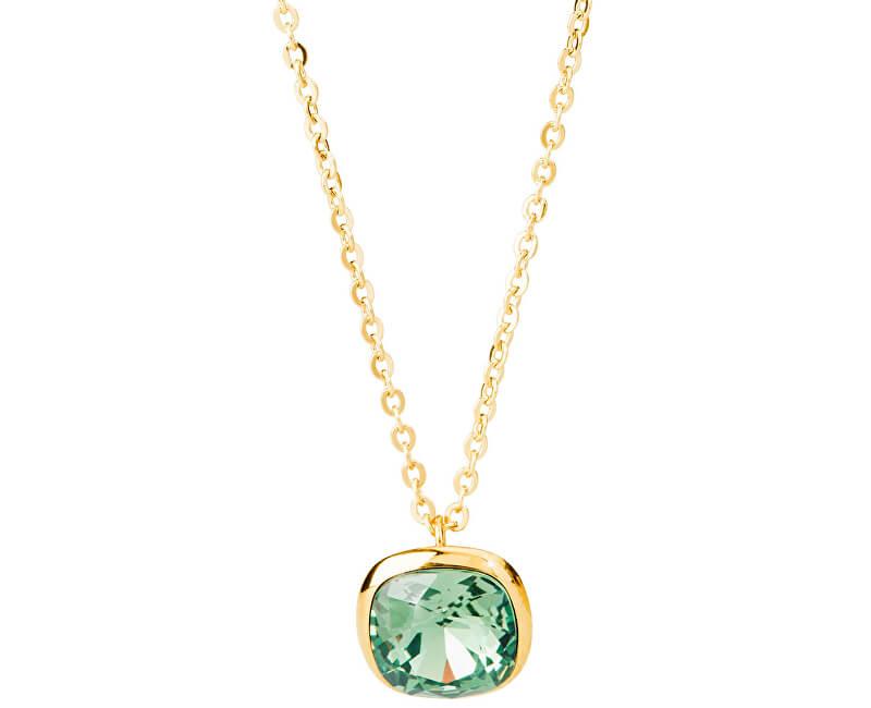 454b87126 Brosway Ocelový náhrdelník s krystalem Swarovski N-Tring BTN40 ...