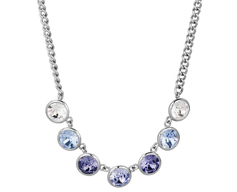 390b27669 Brosway Ocelový náhrdelník s krystaly Swarovski N-Tring BTN30 ...