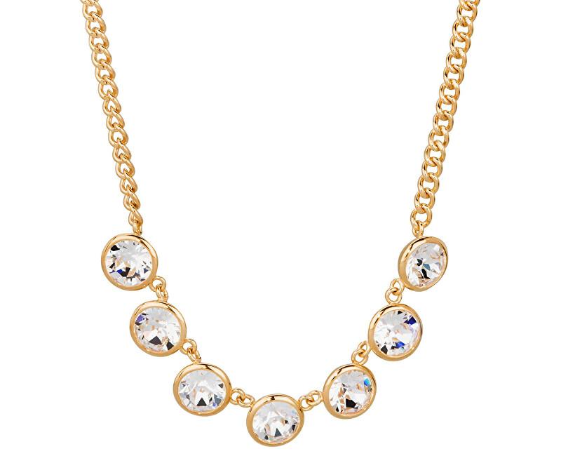 ab2f2c9cd Brosway Ocelový náhrdelník s krystaly Swarovski N-Tring BTN32 ...