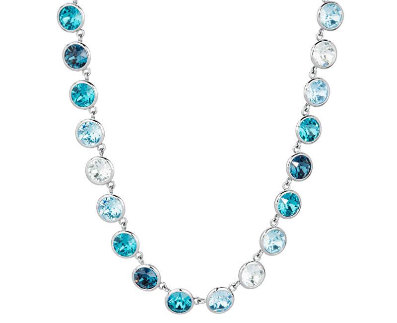 eeecebbf2 Brosway Ocelový náhrdelník s krystaly Swarovski N-Tring BTN34 ...