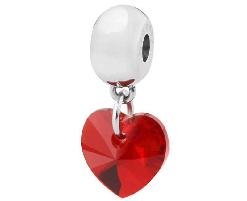 Brosway Oceľový prívesok Romance Très Jolie BTJM18