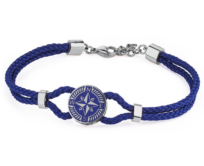 98a7198e8 Brosway Pánský modrý náramek Nautilus BNU11   Sperky.cz