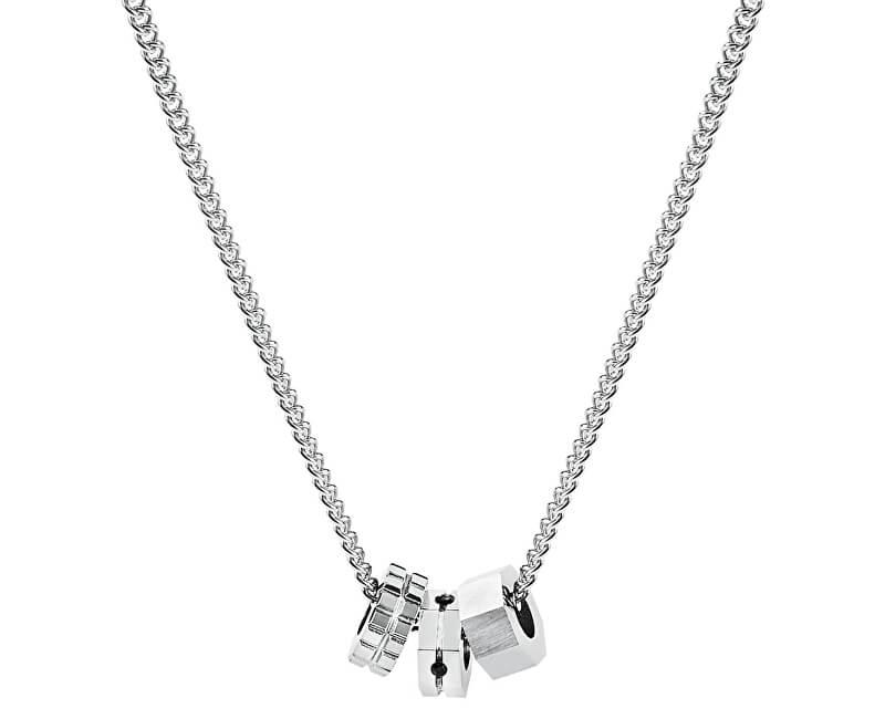 b0287a458 Brosway Pánsky oceľový náhrdelník Octagons BOC06 | Vivantis.sk - Od ...