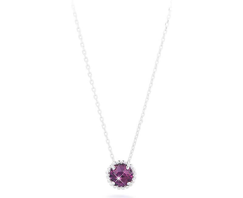 aaa73dc80 Brosway Strieborný náhrdelník Princess G9PN03 (retiazka, prívesok ...