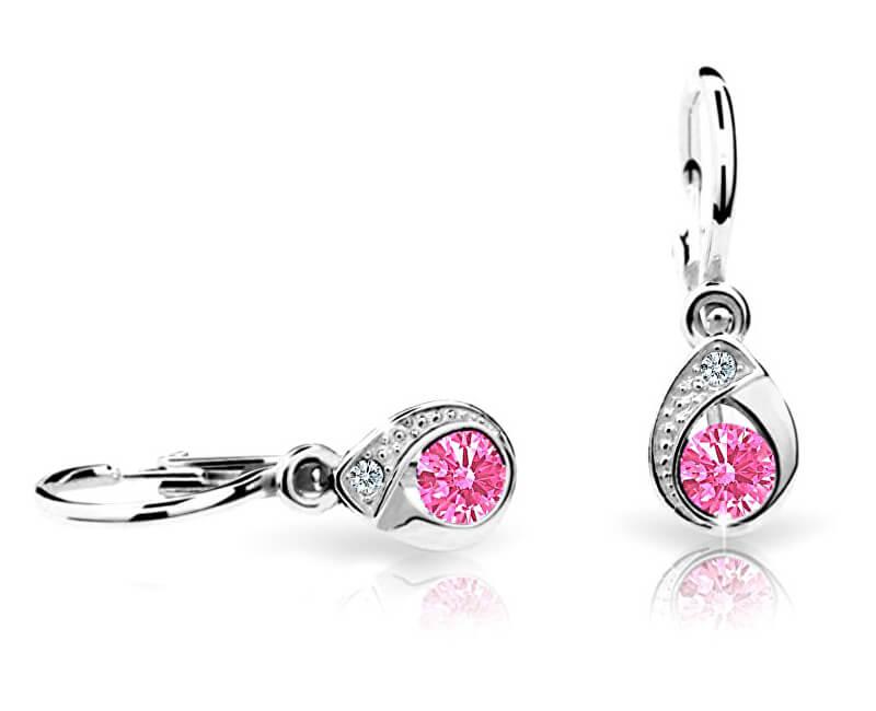 4852a0f59 Cutie Jewellery Dětské náušnice C1898-10-X-2 | Sperky.cz