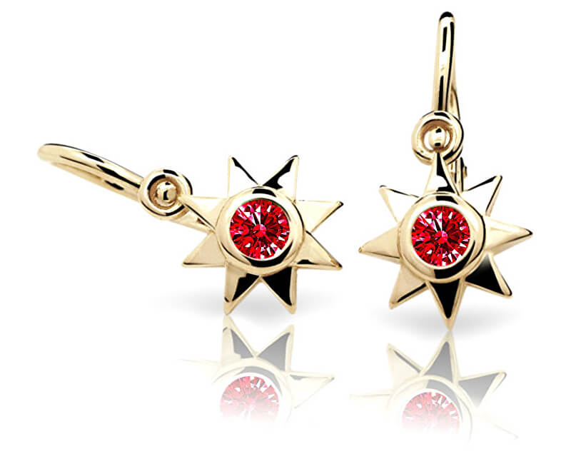 Cutie Jewellery Detské náušnice C1995-10-X-1
