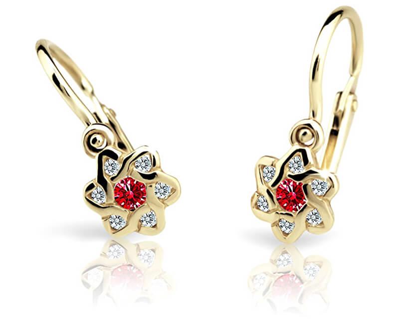 Cutie Jewellery Detské náušnice C2149-10-X-1