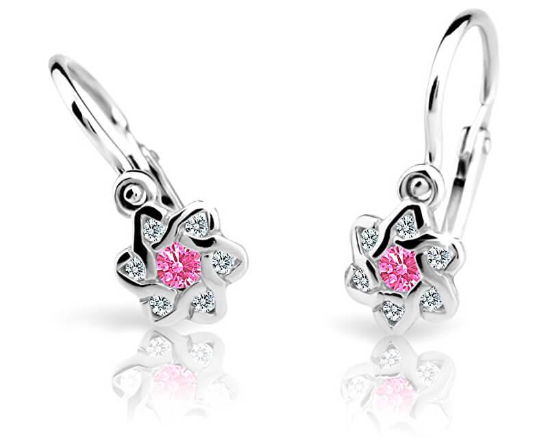 9ae8ec2b7 Cutie Jewellery Dětské náušnice C2149-10-X-2 | Vivantis.cz - Od ...