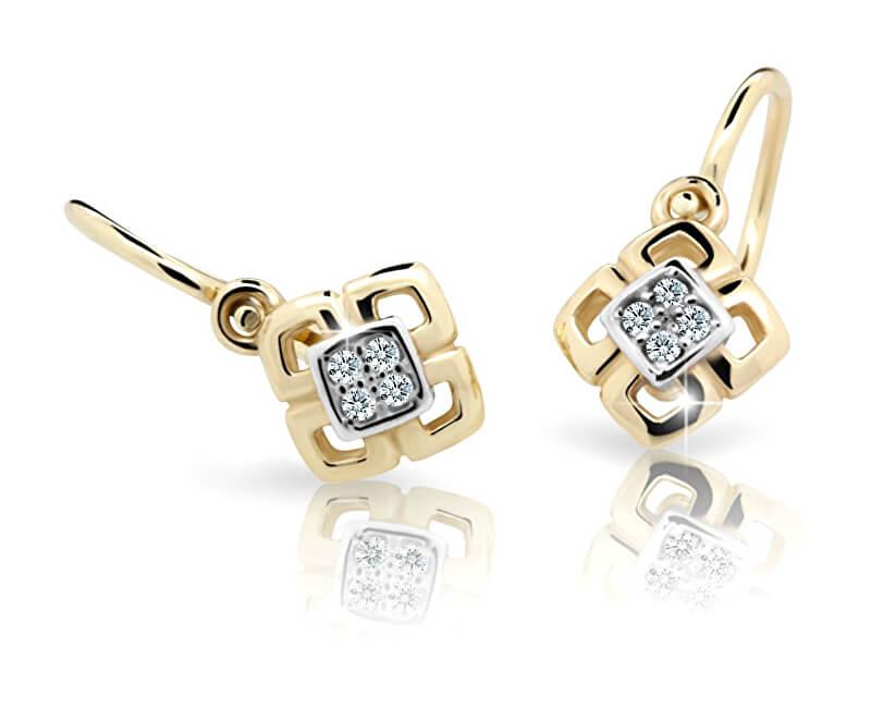 Cutie Jewellery Detské náušnice C2240-10-X-1