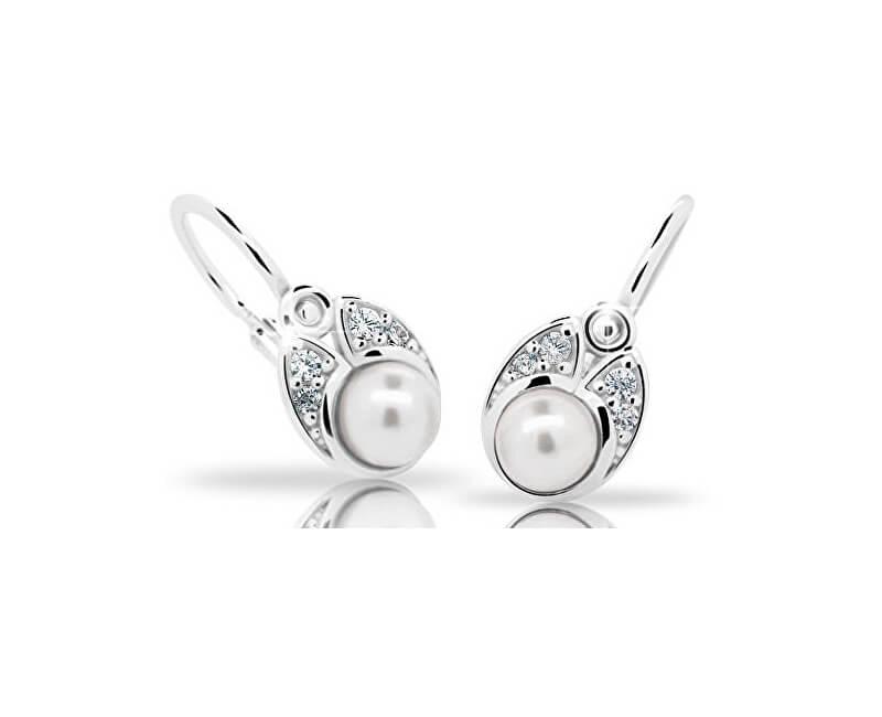 4731fa9e4 Cutie Jewellery Dětské náušnice C2254-10-C4-S-2 | Sperky.cz