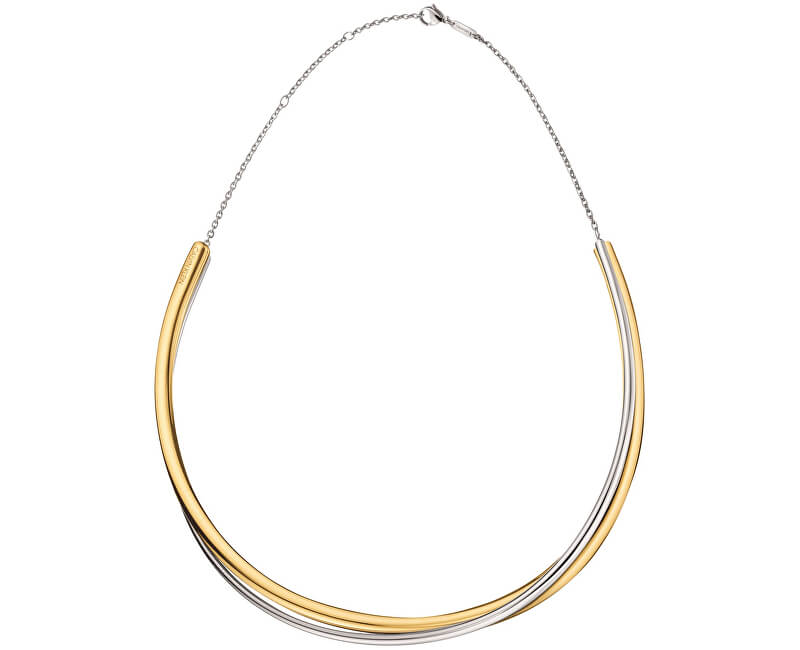Calvin Klein Bicolor náhrdelník Double KJ8XJJ200100