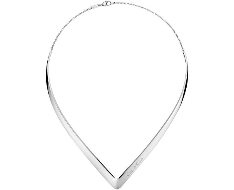 Calvin Klein Luxusní náhrdelník Outline KJ6VMJ000100