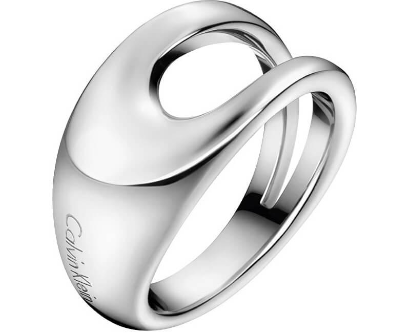 Calvin Klein Luxusní prsten Shape KJ3YMR0001