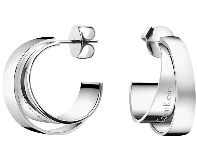 Calvin Klein Ocelové náušnice Unite KJ5ZME000100