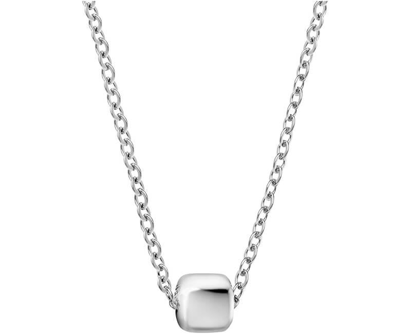 Calvin Klein Oceľový náhrdelník Side KJ5QMN000100 s regulovateľnou dĺžkou