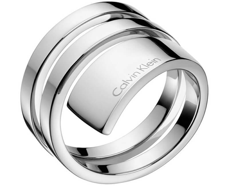 Calvin Klein Ocelový prsten Beyond KJ3UMR0001