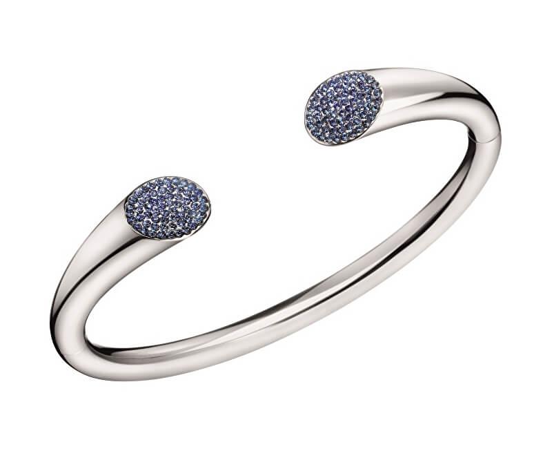 Calvin Klein Pevný ocelový náramek s krystaly Brilliant KJ8YMF04020S