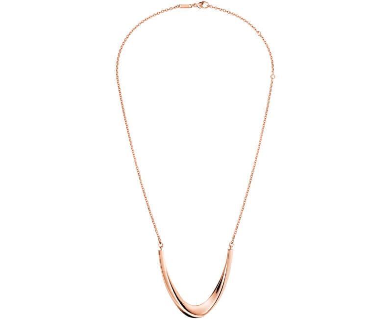 Calvin Klein Colier elegant din bronz Shade KJ3YPN100100