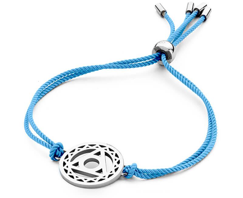 CO88 Bratara albastra a cincea chakra de col uterin 860-180-090210-0000