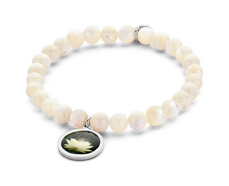 CO88 Brațară de perla cu crin din vale 865-180-090038-0000
