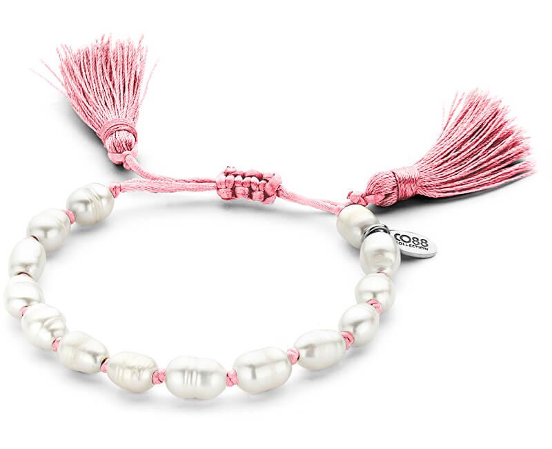 CO88 Brațară de perle autentice 865-180-090111-0000