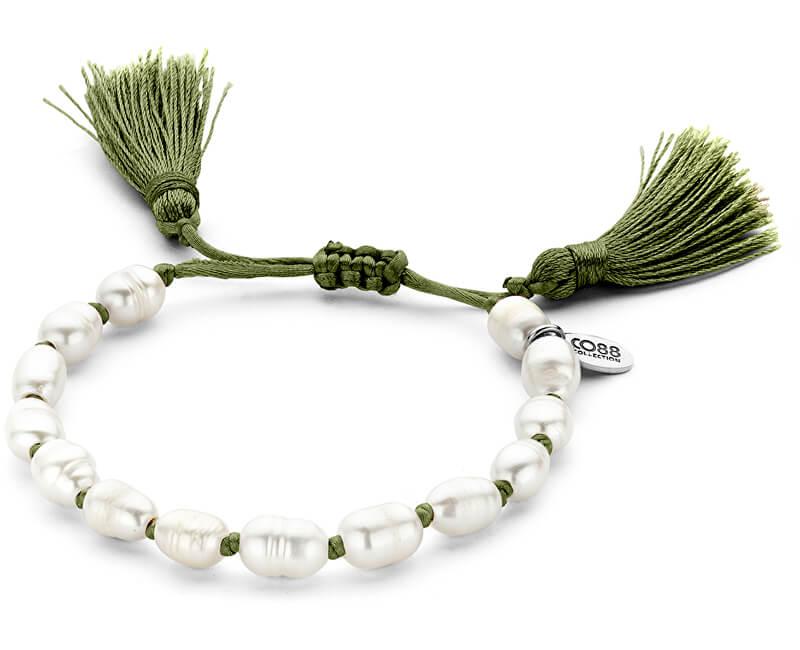 CO88 Brațară de perle autentice 865-180-090114-0000