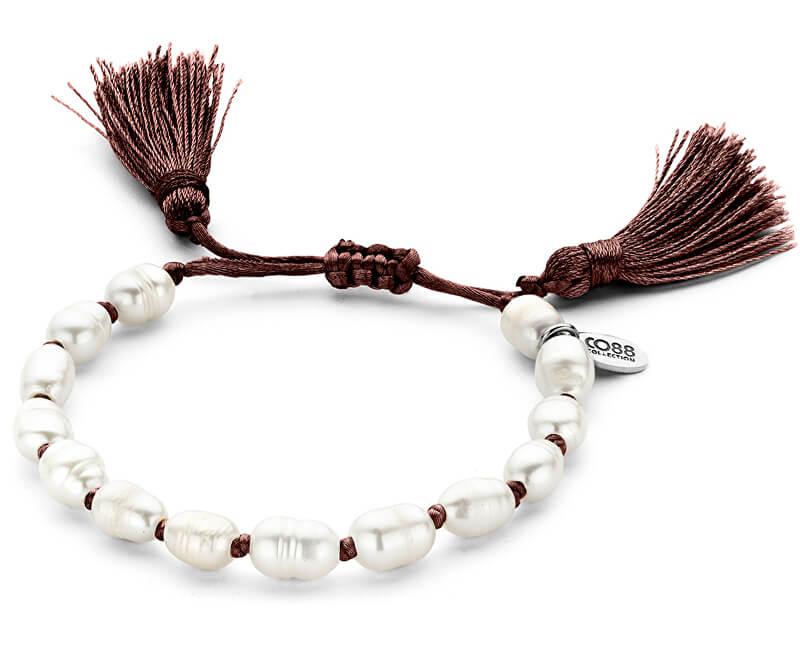 CO88 Brațară de perle autentice 865-180-090116-0000