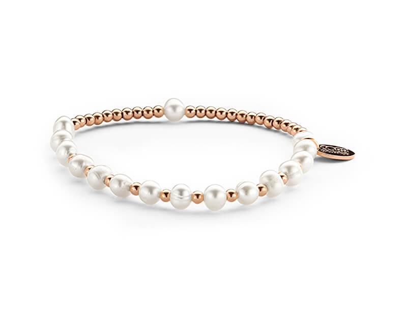 CO88 Brațară de perle autentice 865-180-090314-0000