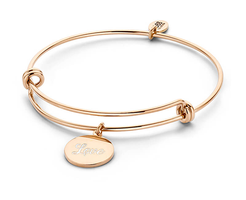 CO88 Solid Love Bracelet 860-180-090176-0000