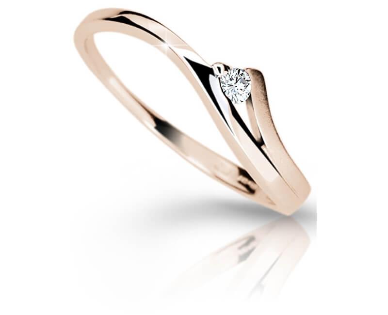 Danfil Luxusní zásnubní prsten DF1718p