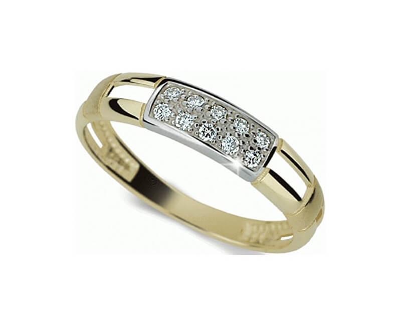 Danfil Originální diamantový prsten DF2033z