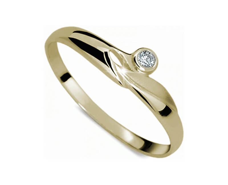 Danfil Zásnubní prsten DF1231z