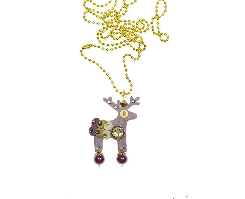 Deers Fialový jelínek Zenigma