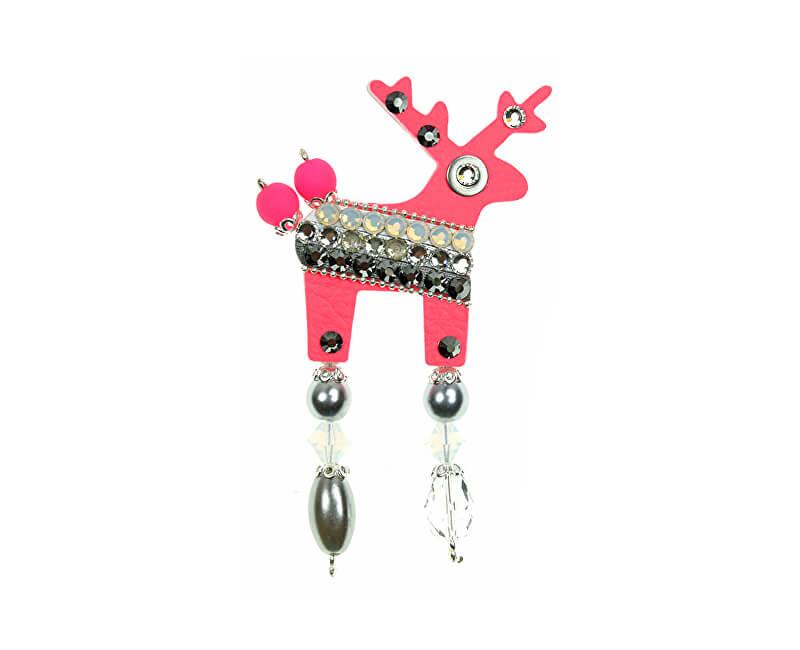 Deers Neonově růžový jelínek Harriet