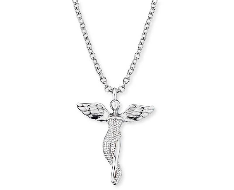f6d9dd7c2 Engelsrufer Stříbrný náhrdelník Anděl ERN-LILANGEL Doprava ZDARMA ...