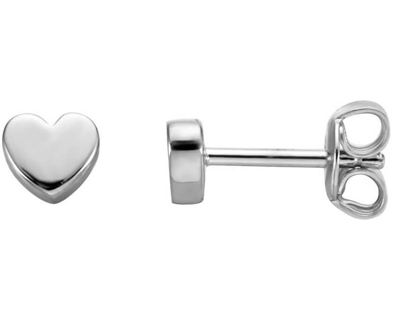 Esprit Cercei inima din argint Dulcet ESER00711100