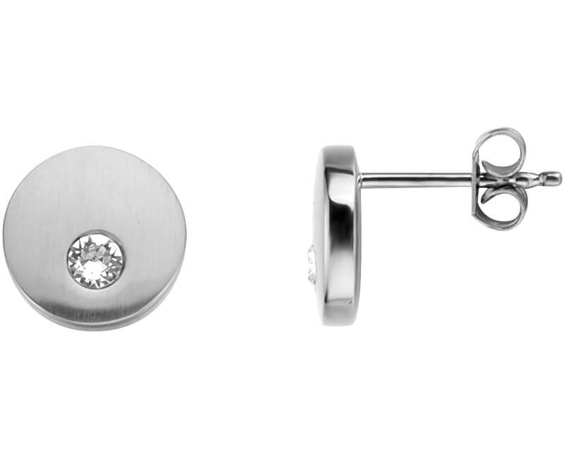 Esprit Cercei de argint cu cristal Mind ESER00552100