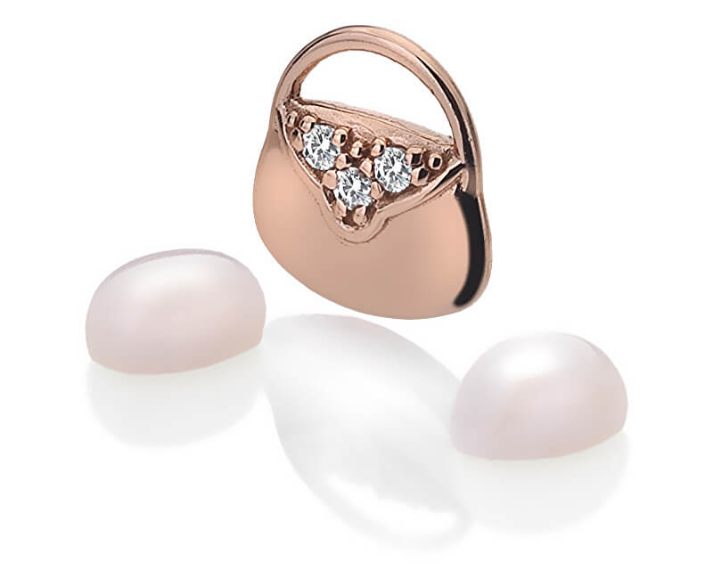 Hot Diamonds Element kabelka s křemeny Anais AC119