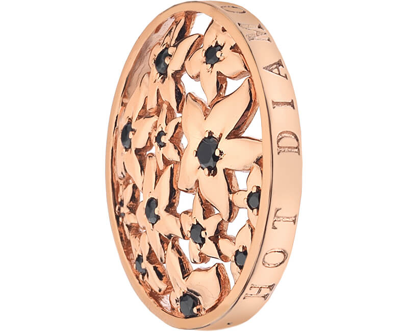 Hot Diamonds Přívěsek Emozioni Blossom Rose EC104-124