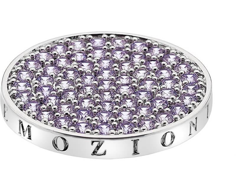 Hot Diamonds Prívesok Emozioni scintilla Lavender Calmness EC350_EC351<br /><strong>Průměr 33 mm</strong>