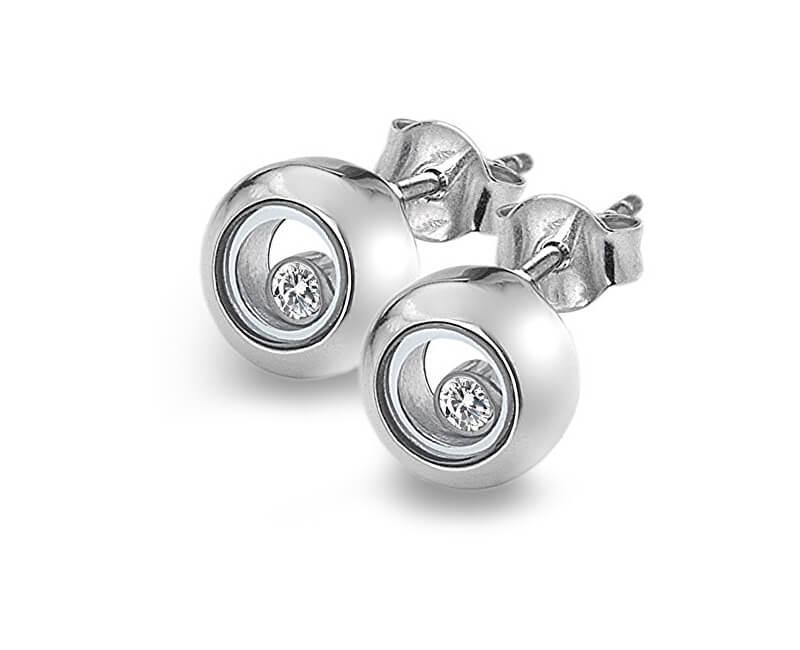 Hot Diamonds Stříbrné náušnice Anais AE015