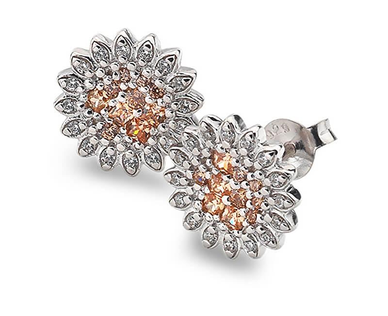 Hot Diamonds Cercei de argint Emozioni Spirzzare EE032