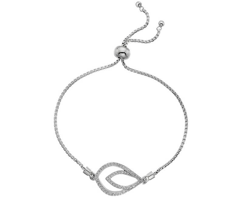 Hot Diamonds Brățară de argint cu diamant autentic Lily DL592