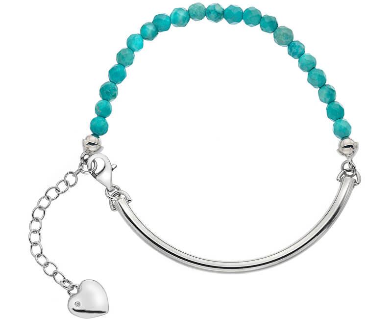 Hot Diamonds Brățară stilatăFestival Turquoise DL307