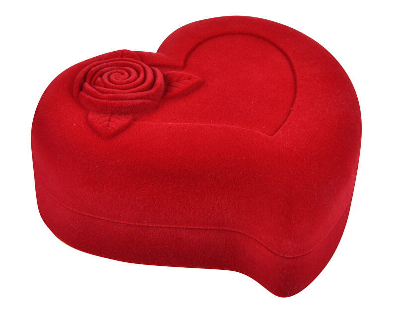 Jan KOS Cutie cadou pentru colier inima F-92 / A7