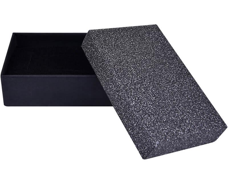 JK Box Elegantní dárková krabička na soupravu šperků MG-6/A25