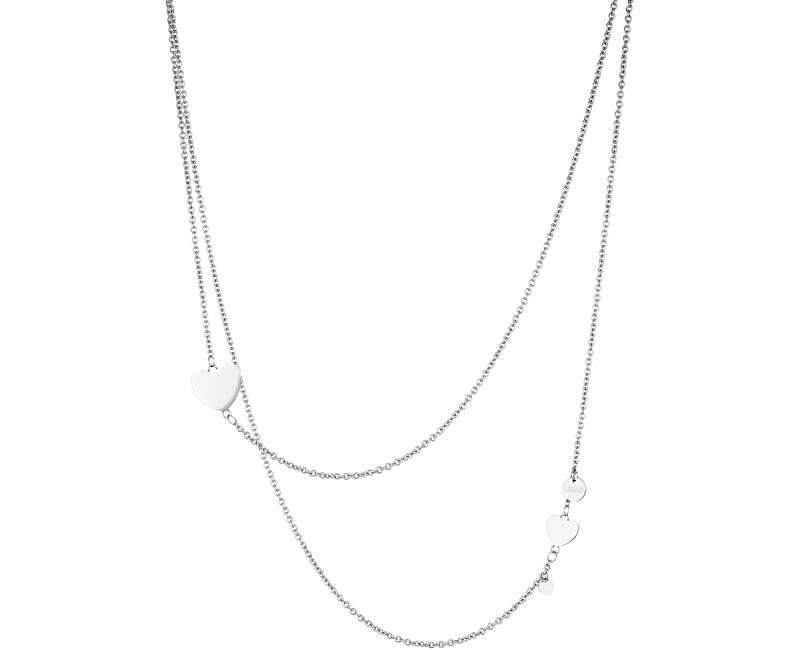 Liu.Jo Ocelový náhrdelník LJ1082