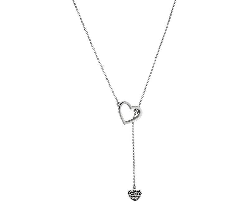 Liu.Jo Ocelový náhrdelník LJ1185